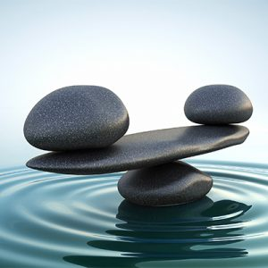 Rocks in Water - Professional Counseling